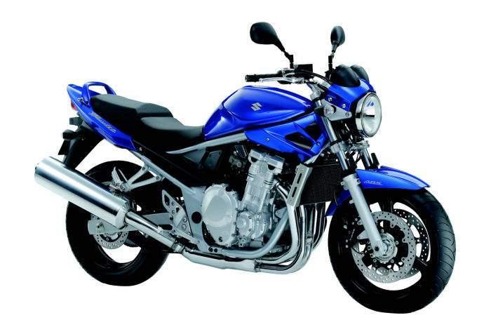 Suzuki gsf 650 bandit 2007 2008 92955